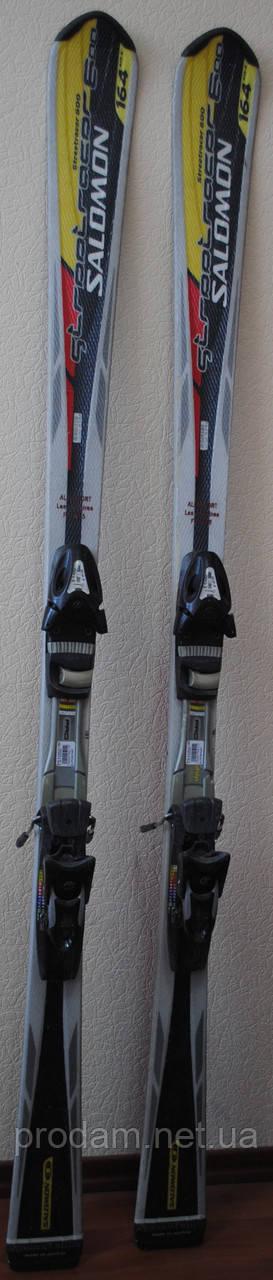 Горные лыжи Salomon, длинна 164 см