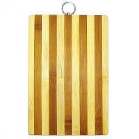 Доска бамбук 16*26 квадрат.