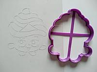 "3D формочки-вырубки для пряников ""Шопкинс"""