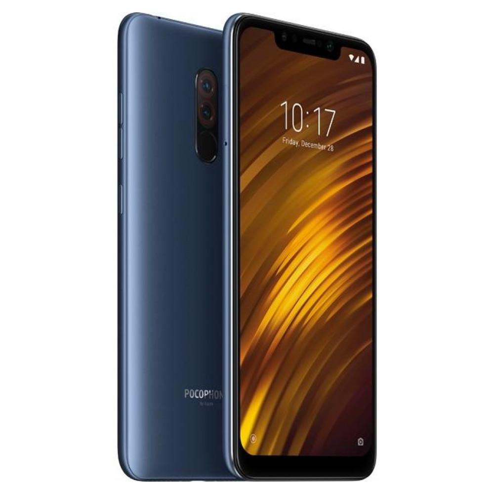 Смартфон Xiaomi Pocophone F1 6/128Gb Blue Global Version