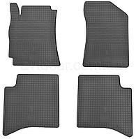 Резиновые коврики для Geely MK 2006-/Geely MK Cross 2010-  Stingray