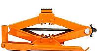 Домкрат механічний ромб 2т. ELEGANT 100 840 посилений + Ручка під шестигранник