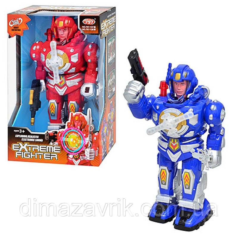 Робот 797-137-8 2 вида, на бат-ке, в коробке 29-18-11 см