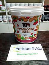 TOM peanut butter  Арахисовое Паста с Клюквой 500г
