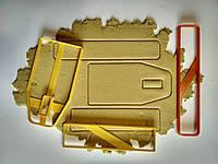 """3D формочки-вырубки для пряников """"Ящик для инструментов"""""""