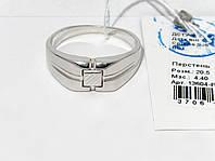 Мужское серебряное кольцо 13604-Р