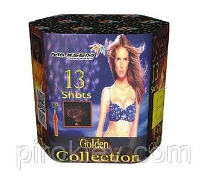 """Салют Golden Collection BS13-002 """"Dream"""" (фонтан + 13 выстрелов 30 мм.)"""