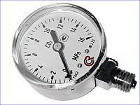 Манометр углекислотный 0-16МПа (AR-0010)