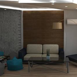 Разработка дизайна жилых и нежилых помещений