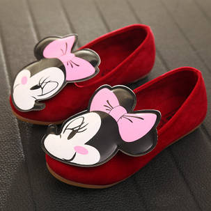 Детская обувь туфли- мокасины на девочку , фото 2