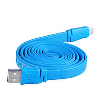 Кабель Remax Scale data line  micro USB 1.2 м Blue, фото 1