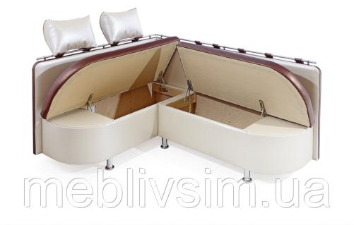 Кухонный угловой диван Палермо