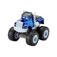 Fisher-Price Metallic Racer Металлическая чудо-машинка Крушила Crusher Die-Cast Nickelodeon Blaze and the Monster Machines
