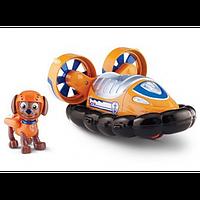 Nickelodeon Paw Patrol Щенячий патруль спасательный автомобиль с фигуркой Zuma Зума Paw Patrol