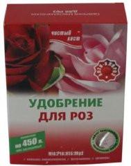 """Удобрение """"чистый лист"""" для роз, 300г"""