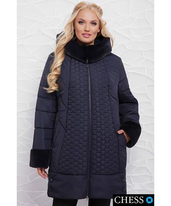 Женская зимняя куртка Нино , размер 50-58, фото 2