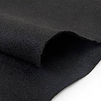 Карпет для Авто Шумофф Черный 1,4 м Ковролин Автоковролин Ткань для Обшивки Салона Потолка Автомобиля