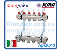 Icma Коллектор с расходомерами 11