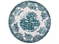 Набор из 6 тарелок Изумрудная мельница 21 см, керамика 910-137-6