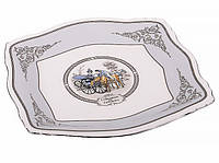 "Фарфоровое блюдо ""Фаетон"" 586-205"