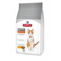 Hills (Хиллс) Science Plan Young Adult Sterilised Cat корм для кошек с курицей, 1.5кг