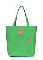 Коттоновая сумка с якорем POOLPARTY, фото 1