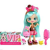 Кукла Shopkins Shoppies - Минди Минти с аксессуарами Shoppies S2 Doll Pack Peppa-Mint