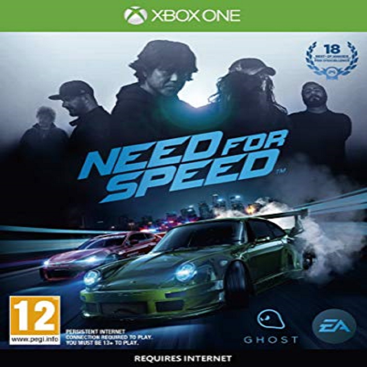 NEED FOR SPEED RUS XBOX ONE (Б/В)
