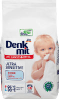 Denkmit Vollwaschmittel Ultra Sensitive Детский стиральный порошок 1,215 кг