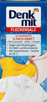 Denkmit mit 3-Fach-Kraft Пятновыводитель для белого и цветного белья 500 г