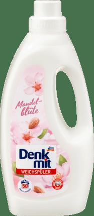 "Denkmit Weichspüler Mandelblüte Ополіскувач ""Квітка мигдалю"" 1,5 л"