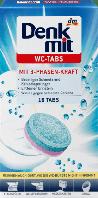 DenkMit WC-Tabs 16 tabs Таблетки для чистки унитаза 16 шт