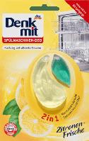 Denkmit Spulmaschinen-Deo Zitronen-Frische Освіжувач з цитрусовим запахом для посудомийних машин 6 ml