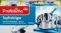 DM Profissimo Topfreiniger губки для мытья кастрюль и сковородок 6 шт.