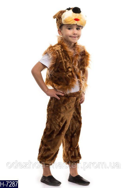 62160baf67fc Детский карнавальный костюм - Медведь, цена 385 грн., купить в ...