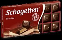 Шоколад Schogetten Tiramisu