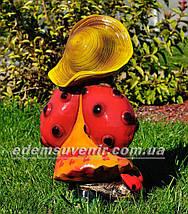 Садовая фигура Майя с лейкой, фото 3