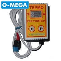 Терморегулятор цифровой + влагомер ЦТРВ, фото 1