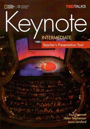 Keynote Intermediate Teacher's Presentation Tool, фото 2