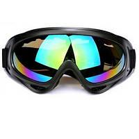 Мото очки KSmoto GL-7 (линза хамелеон) \ Код KS05005
