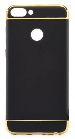 Чохол-накладка Joint Series для Huawei P Smart/ Enjoy 7S Чорний, фото 2