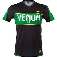 Футболка Venum Competitor Dry Tech - Brazil Inspired, фото 1