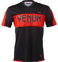 Футболка Venum Competitor Dry Tech - Red Devil, фото 1