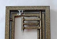 Люки-невидимки ревизионные под плитку со сдвижной дверцей. Открывание присосками