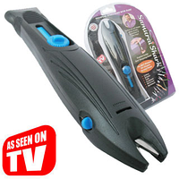Точилка для ножей и ножниц. Samurai Shark Самурай