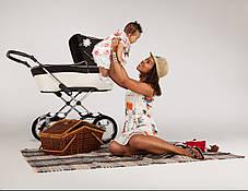 Детская коляска-трансформер 2 в 1 Silver Cross Sleepover Elegance, фото 3