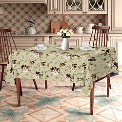 Скатерть на стол «Яблоневый цвет»