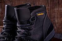 Подростковые кожаные зимние кроссовки Timberland, размер 35-39. артикул Т-2 серий 35