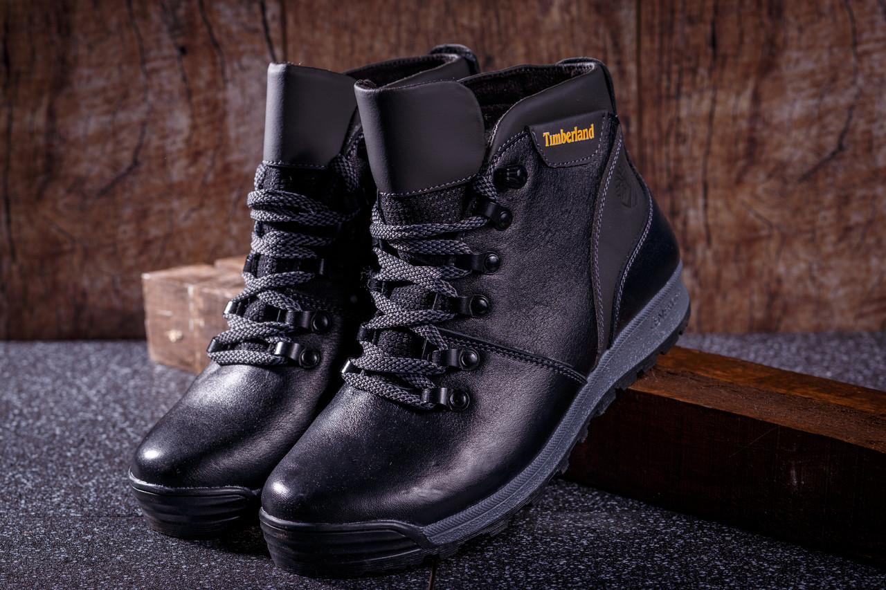 Подростковые кожаные зимние кроссовки Timberland 71f098fc39a5a