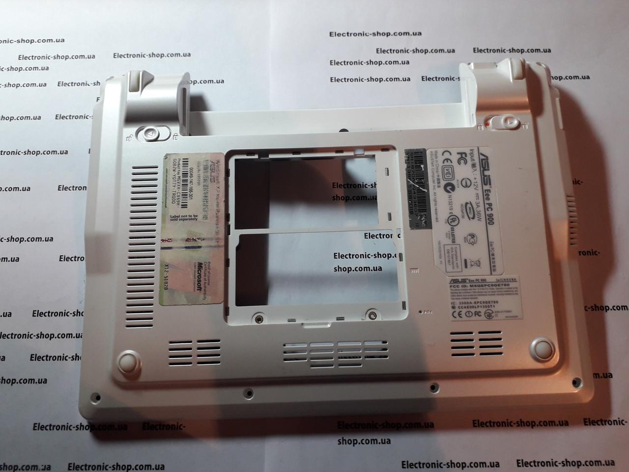Нижня частина корпусу Asus PC 900 оригінал б.у